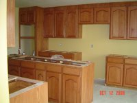 Cathedral Oak Kitchen Cabinets - Kitchen Design Ideas