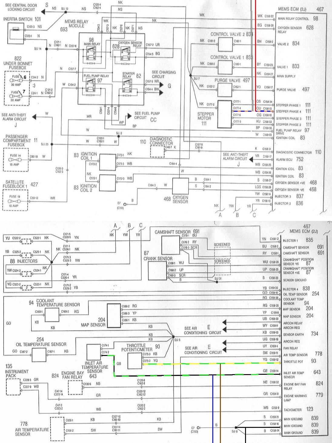 96 chevy truck ke light wiring diagram
