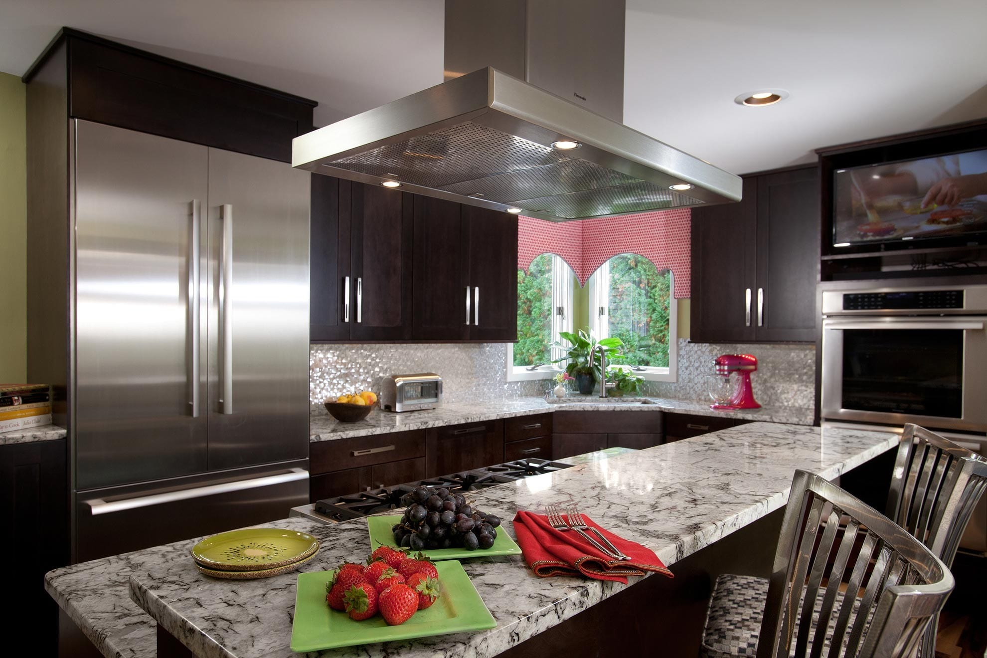 harrisburg pa contemporary kitchen renovation kitchen remodeling york pa Harrisburg PA Contemporary Kitchen Remodel Mother Hubbards Custom Cabinetry