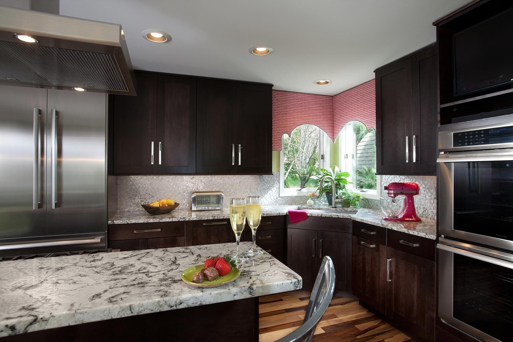 harrisburg pa contemporary kitchen renovation kitchen remodeling york pa Harrisburg PA Contemporary Kitchen Remodel Mother Hubbards Custom Cabinetry