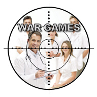 War Games and the Battle for Wireless Healthcare