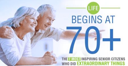 Life Begins After 70