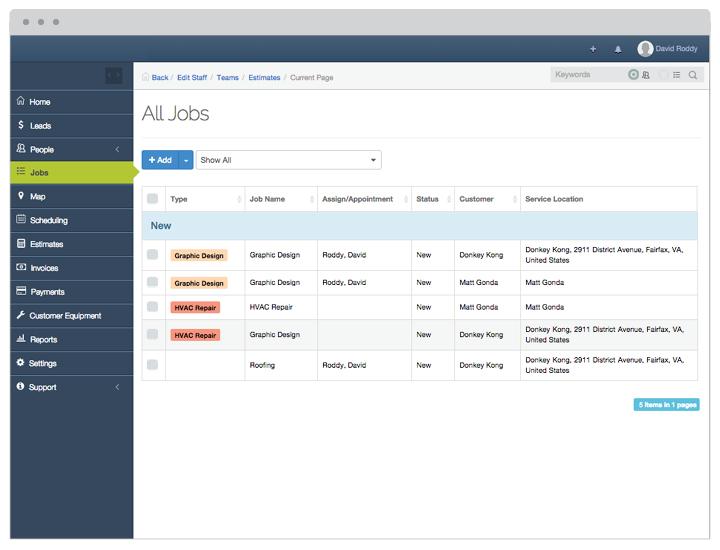 Work Order Management - mHelpDesk