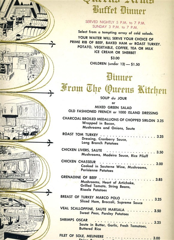 queens-arms, Encino Ca CALIFORNIAS PAST!!! Pinterest Arms - dinner menu