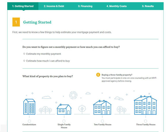 ONE Mortgage unveils new calculator - MHP