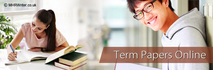 Term Paper Writing Service Online - Best and Custom Writing