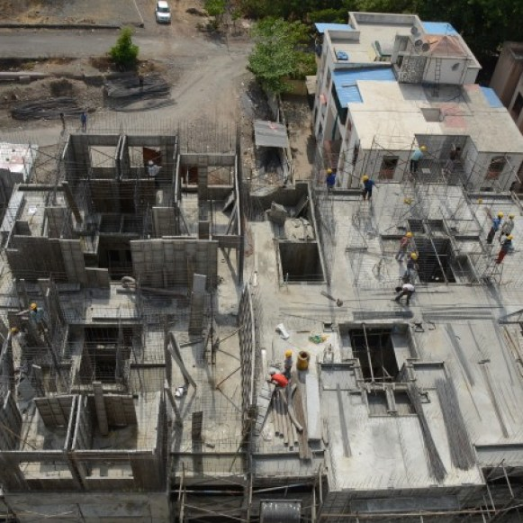 Pune Hadapsar SRA project
