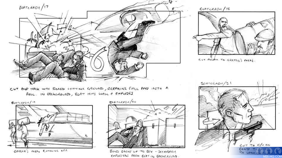 video game storyboards - Google Search Storyboard Pinterest - film storyboards