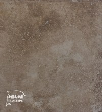 TRAVERTINE TILE FILLED HONED 24X24 NOCHE  Miami Travertine