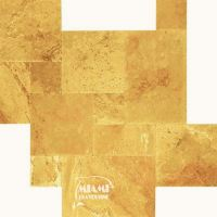 TRAVERTINE TILE FRENCH PATTERN GOLD  Miami Travertine