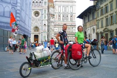 4 Italia 2013_quinta tappa, Firenze