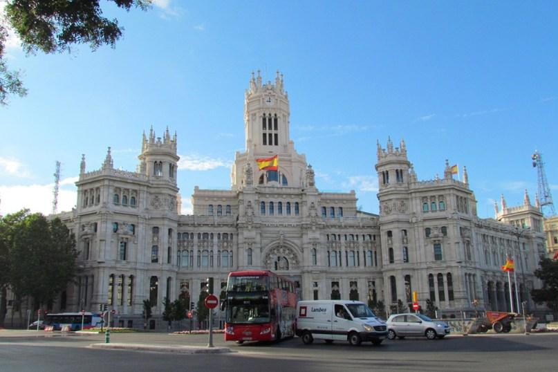 9 Spagna 2012_Palacio de Comunicaciones, Madrid