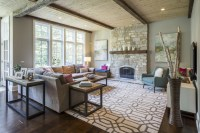 Chicago Interior Design : Rustic Modern Residence : Mia ...