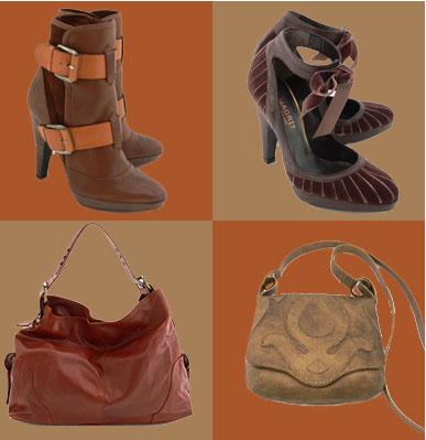 Skor och väskor från footlux