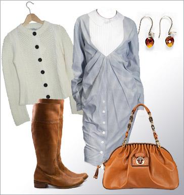 Snygg outfit att drömma om