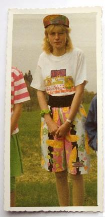Skolavslutning 1989
