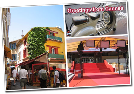 Shoppingguide Cannes