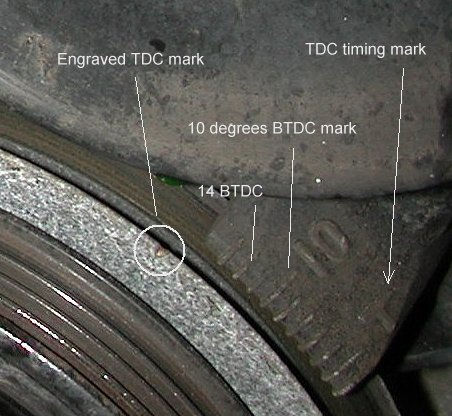 How to line up timing belt?? How to find TDC?? - MX-5 Miata Forum