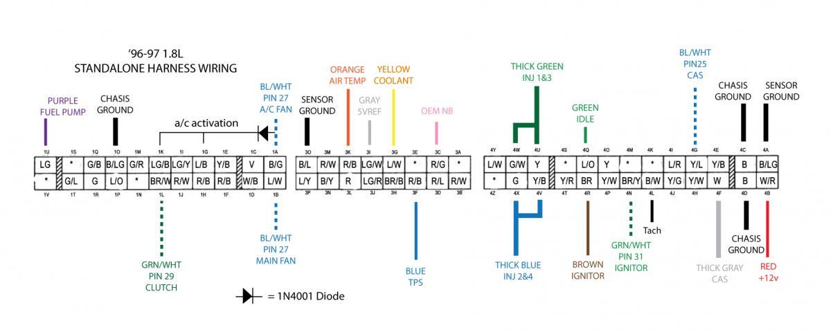 me221 ecu wiring diagram