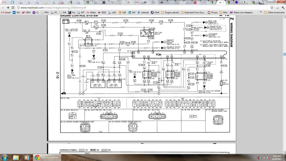 Mazda B4000 Ecu Diagram | Wiring Diagram 2019 on mercury mountaineer fuse panel diagram, volkswagen fuse panel diagram, 2004 f350 fuse panel diagram, 1999 ford fuse panel diagram,