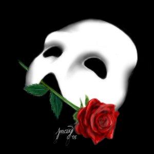 Phantom Opera Mask