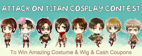 Attack on Titan contest