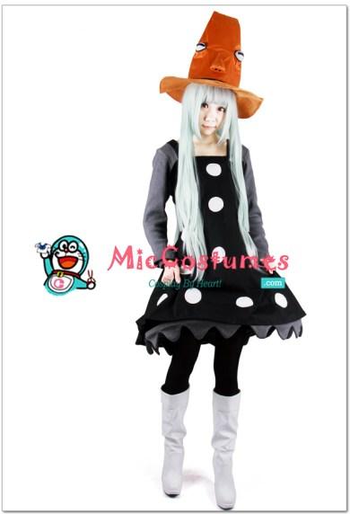 Soul_Eater_Eruka_Frog_Cosplay_Costume_x1