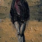 Bunny 2016 Öl auf Leinwand 36x24,5 cm