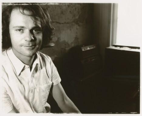 Gord Downie, New Orleans 1994. Photo by Jim Herrington