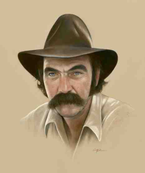 Blaze Foley by C.P. Vaughn
