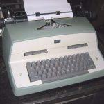 Papaw's Typewriter