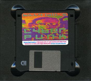 The Cyberpunk floppy
