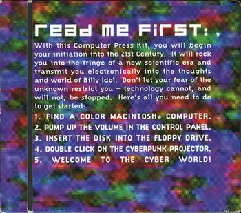 Welcome to the cyber world!