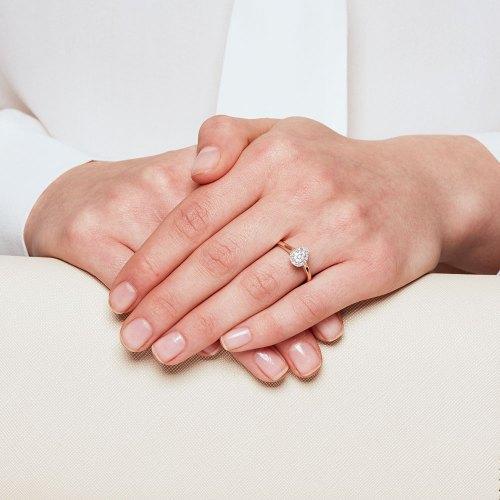 Sightly Rose G Rose G Promise Rings Diamonds Girlfriend Rose G Promise Ring Uk Carat Tw Promise Ring