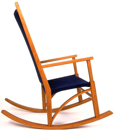 Simple Wooden Rocking Chair simple rocking chair plans