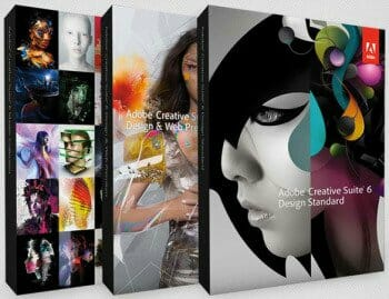Adobe Creative Suite 6 and Creative Cloud