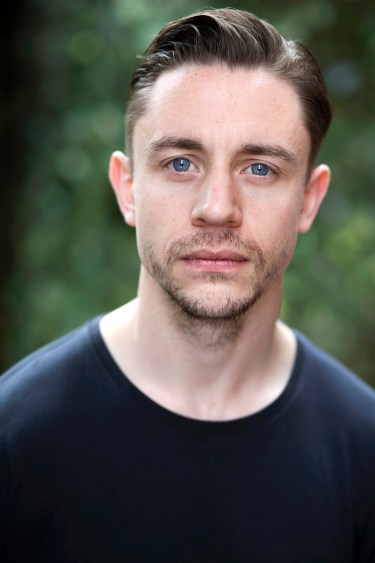 Tom Lewin actors headshots Manchester Michael Pollard