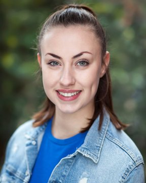 Coral Doherty Actors Headshots Manchester 02