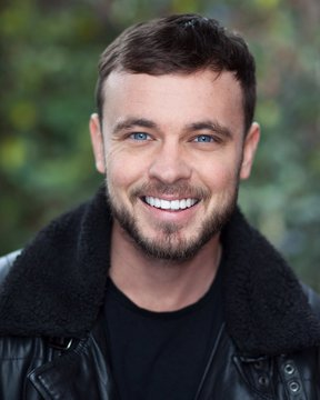 Jordan Murphy Actors Headshots Manchester 02