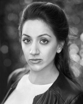 Ria Meera Munshi Actors Headshots Manchester
