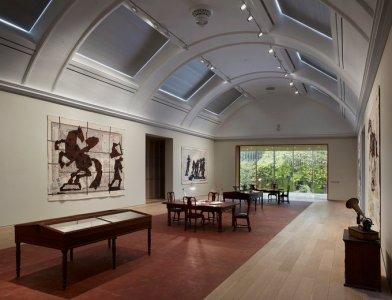 Whitworth Art Gallery Installations Michael Pollard 03