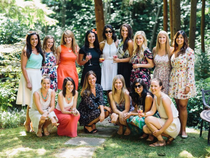 bridal showers vancouver