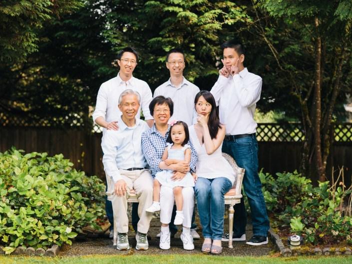 family photos vancouver