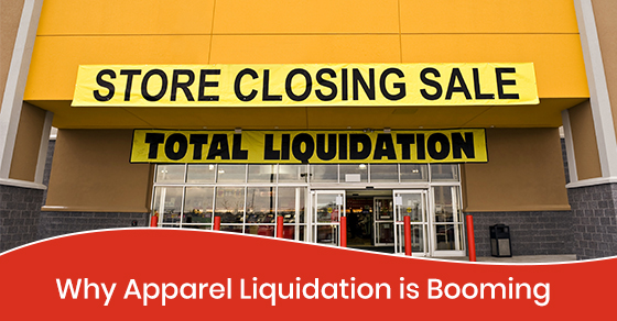 Why Apparel Liquidation Is Booming Michaels Global Trading