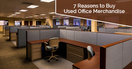 7 Reasons to Buy Used Office Merchandise Michaels Global Trading