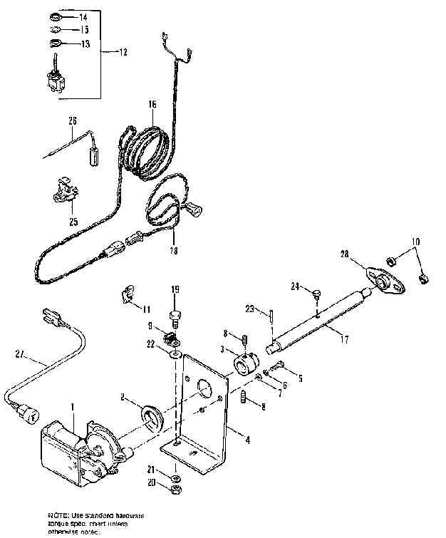 Allis Chalmers Lawn Mower Wiring Diagram Wiring Diagram