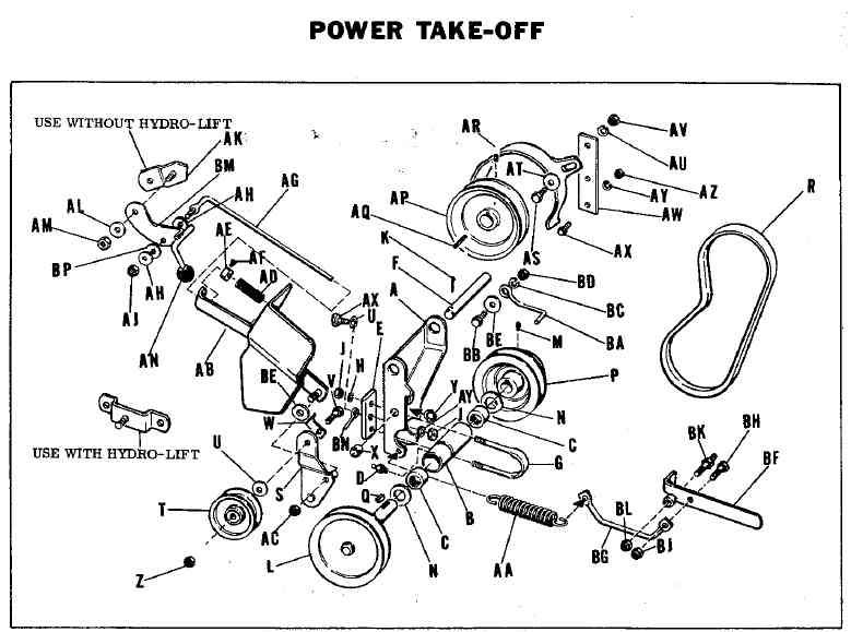 wiring diagram for allis chalmers b112
