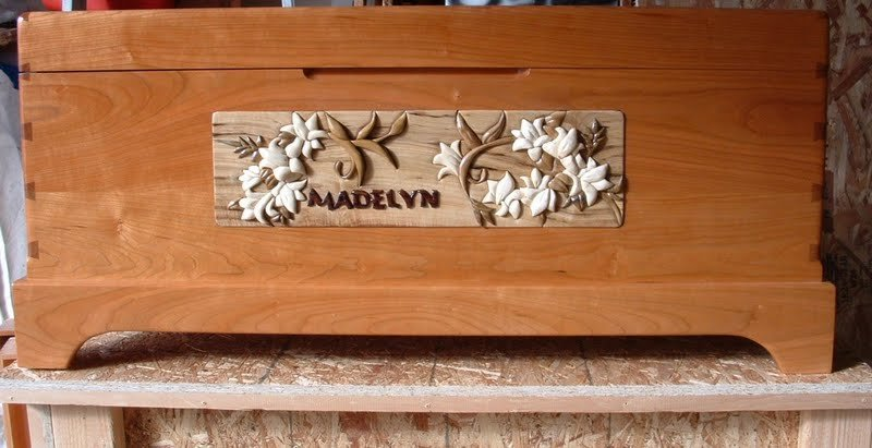 Madelyn's cherry chest