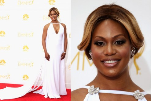 Laverne Cox @ The Emmys