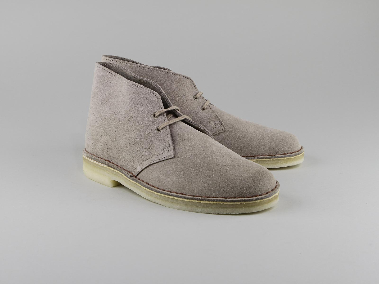 Chaussures Clarks Originals Desert Boot Montants Beige